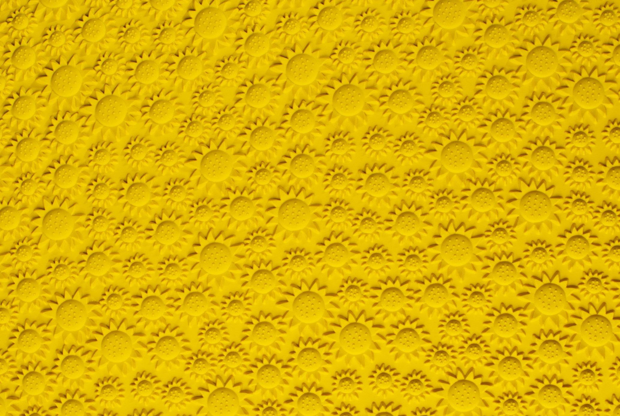 nora Astro Schuhsohle mit Sunflower Profil | Sonnenblumen-Profil